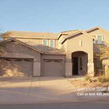 Rental info for 3218 W Rapalo Road