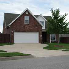 Rental info for 3809 River Bend Drive