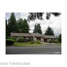Rental info for 10320 75th Ave E