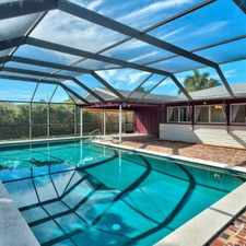 Rental info for 5020 Napoli Drive in the Naples area