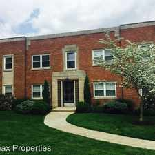 Rental info for 2750 Linshaw Court Unit 6 in the Hyde Park area