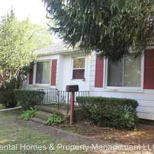 Rental info for 2725 Mansfield Ave.