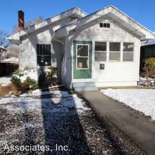 Rental info for 1112 Custer Ave