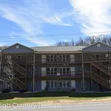 Rental info for 1555 West King St in the Boone area