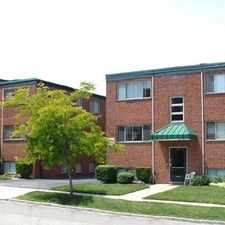 Rental info for Kenilworth Apartments in the 44116 area