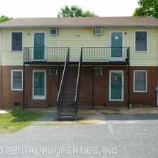 Rental info for 126 WEST PRESNELL STREET APT C in the Asheboro area