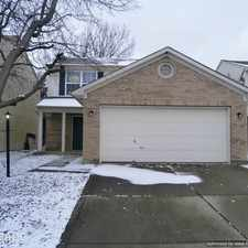 Rental info for 5938 Draycott Drive in the Indianapolis area