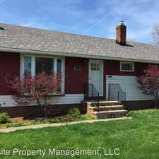 Rental info for 4920 NORTH RANDALL DR.