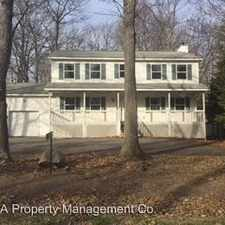 Rental info for 283 Coach Rd