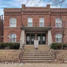 Rental info for 3415 Magnolia Ave FF in the St. Louis area