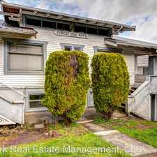 Rental info for 703 N Forest - Front in the Sehome area