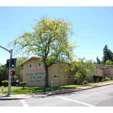 Rental info for Hillview Apartments in the Petaluma area