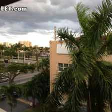 Rental info for $1400 2 bedroom Apartment in Hallandale Beach in the Hallandale Beach area