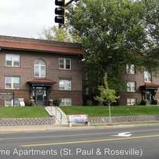Rental info for 1335 Grand Ave - 7 in the Macalester - Groveland area