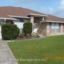 Rental info for 2311 Tally Lane in the Navarre area