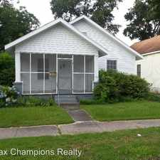 Rental info for 1320 21st Street in the Columbus area