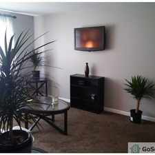 Rental info for 2 Bedroom Garden Style Apartments~On Busline in the Milbrook area