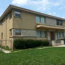 Rental info for 4037 N. 60th St. Apt. 3 - Clean and Spacious 2nd Floor with Appliances in the Capitol Heights area