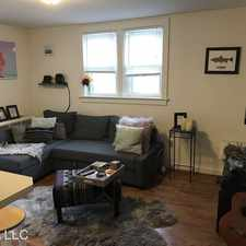 Rental info for 321 South Main Street - 4
