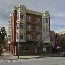 Rental info for 624-628 S Racine Ave - 628- 4 in the University Village - Little Italy area