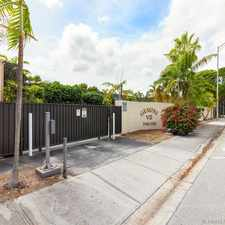 Rental info for 3162 Bird Ave in the Northeast Coconut Grove area