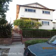 Rental info for 1028 W 8th Street #2 in the Northwest San Pedro area