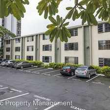 Rental info for 2050 Nuuanu Ave #210 in the Makiki - Lower Punchbowl - Tantalu area