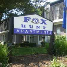 Rental info for Fox Hunt Apartments in the Kettering area