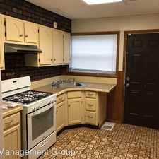 Rental info for 3606 2nd Street