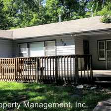 Rental info for 250 Westwood Rd.