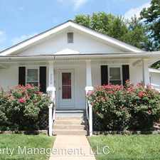 Rental info for 222 S. Filllmore in the Edwardsville area