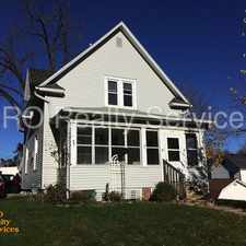 Rental info for Charming, Updated 3 Bedroom Home in the Beautiful City of Red Wing