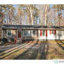 Rental info for Property ID# 5609853-4 Bed/2 Bath, College Park, GA-1248 Sq ft