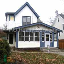 Rental info for Updated with Hardwood Floors and Modern Colors-Master Bedroom with Skylight! in the Powderhorn Park area