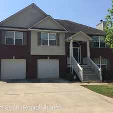 Rental info for 368 Sapphire Bend