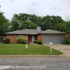 Rental info for 4003 Twin Creek Dr.