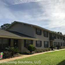 Rental info for 1819 West Pensacola Street