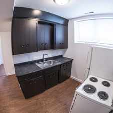 Rental info for Bright One Bedroom Bachelor Suite in the Kelsey - Woodlawn area