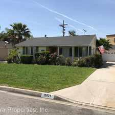 Rental info for 12621 Brock Ave. in the Downey area