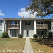 Rental info for 1402 Camp Rd 6 F