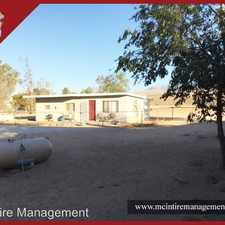 Rental info for 23476 Tussing Ranch Road - #B