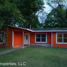 Rental info for 3401 Kay Street in the Govalle area