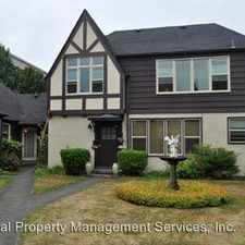 Rental info for 1511 NE 45th Ave #4 in the Portland area