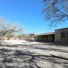 Rental info for 3042 N Sourdough Pl in the Tanque Verde area