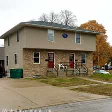 Rental info for 602 N Charles St in the Macomb area