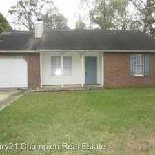 Rental info for 504 Crissy Drive