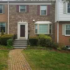 Rental info for 107 Canterbury Court