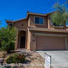 Rental info for 3812 W Desert Creek Ln