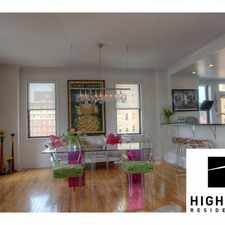 Rental info for 250 South 17th Street in the Rittenhouse Square area