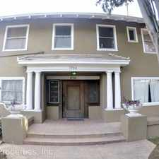 Rental info for 1750 N. Wilton Pl. #D in the Los Angeles area